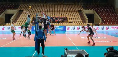 Суперлига на България плейофи 1/4 финал