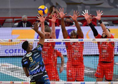 Суперлига на Италия финал Перуджа- Лубе първи мач!