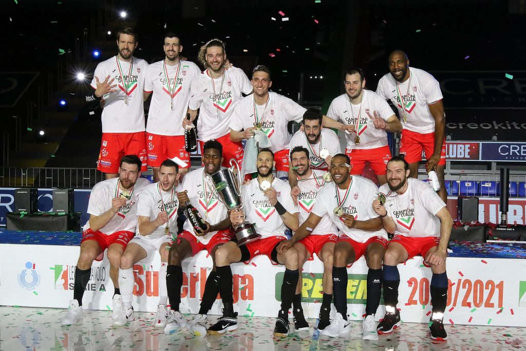 Суперлига на Италия – Лубе с шесто скудето!