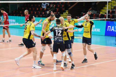 Суперлига на България WINBET Финали Хебър- Нефтохимик втори мач!