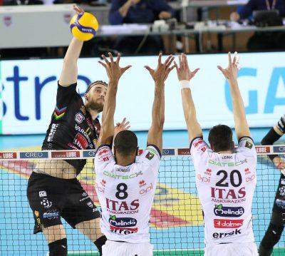 Суперлига на Италия 1/2 финал. Перуджа се класира за финал!
