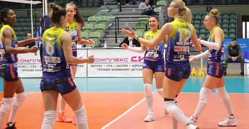 Демакслига- жени Финал Казанлък- Марица първи мач!