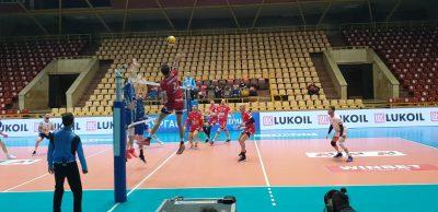 Суперлига на България WINBET Плейофи 1/2 финал Нефтохимик- Левски