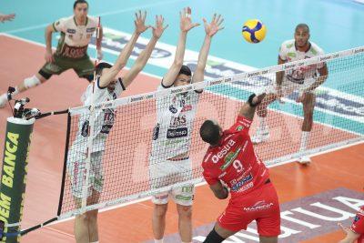 Суперлига на Италия 1/2 финал Лубе ще играе на финал!
