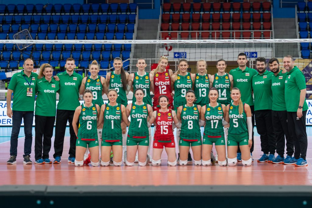 България записа чиста победа на старта на Златна лига 21!
