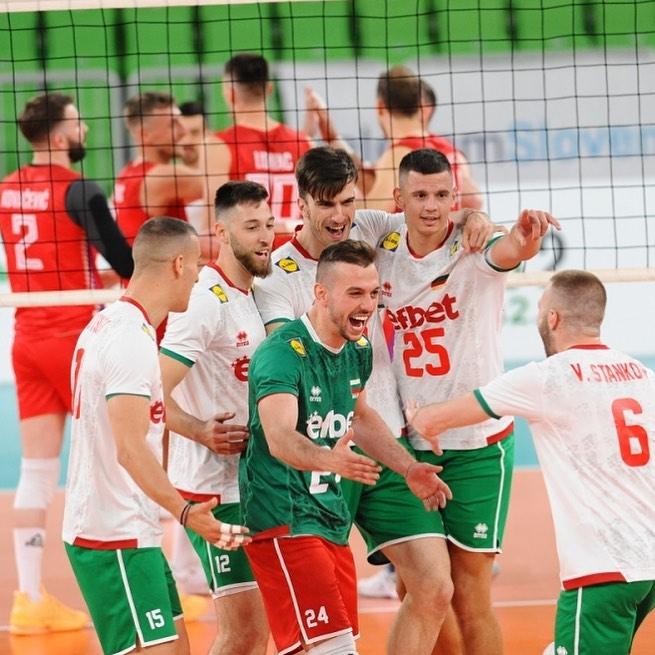 България с победа и загуба на турнира в Словения!
