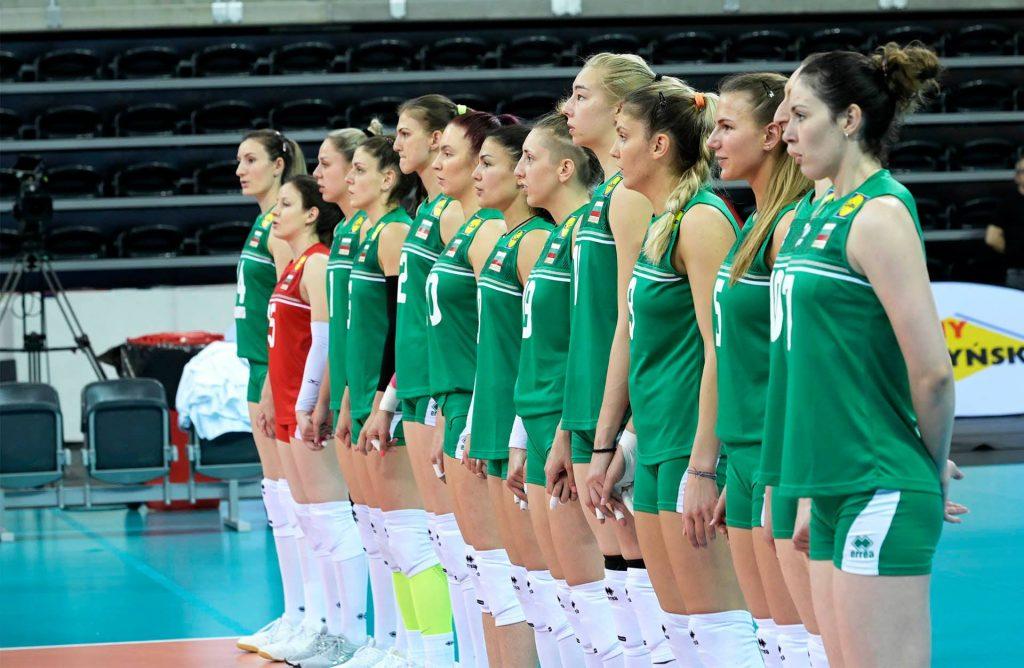 България научи своите съперници на EuroVolleyW 21