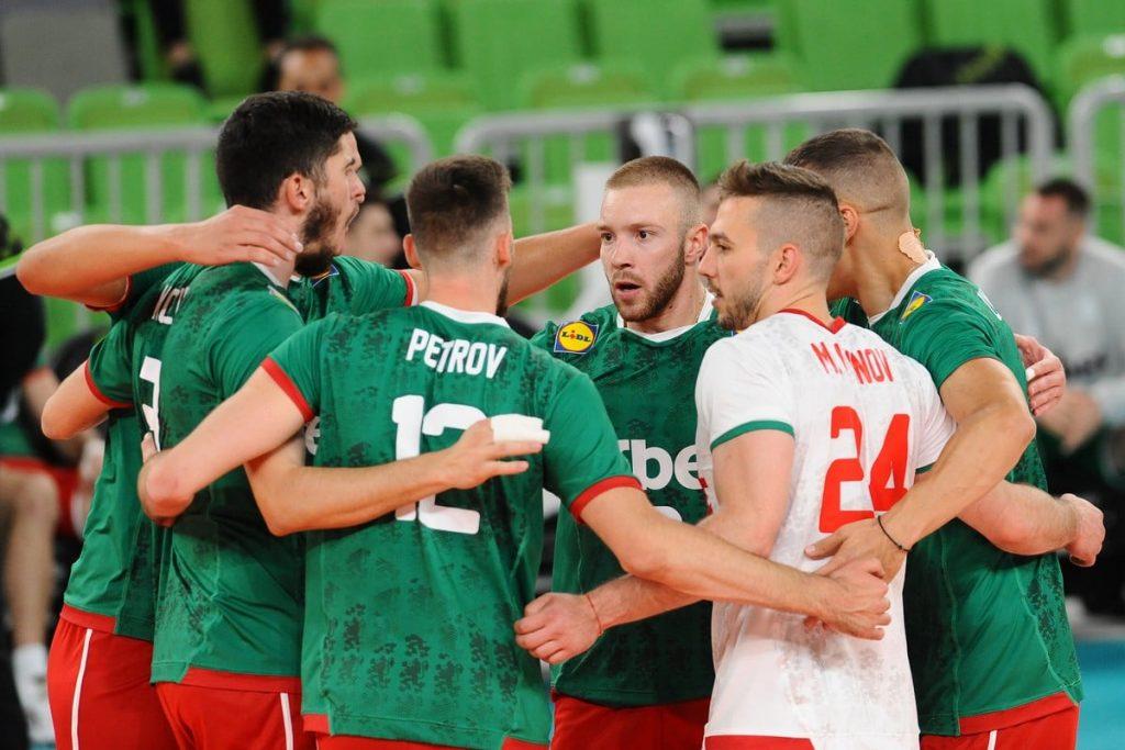 България с две загуби от турнира в Любляна!