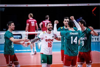 VNL21 M България претърпя поражение  от Канада!