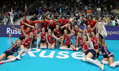 Golden League21 W  Хърватия се класира за финалa!