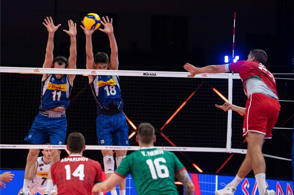 VNL 21M България не успя и срещу Италия!