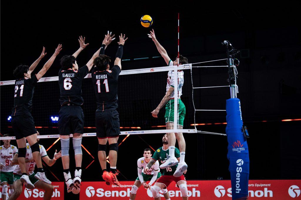 VNL21 България се препъна и срещу Япония с 0-3!