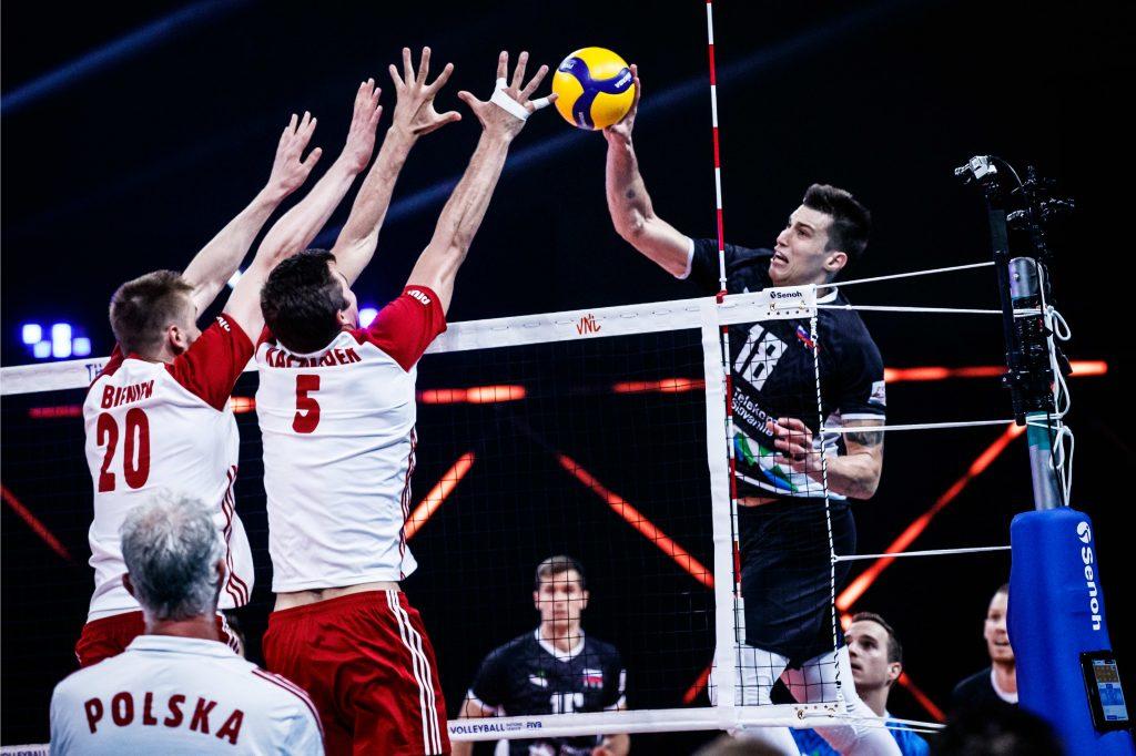 VNL21 M Полуфинали!