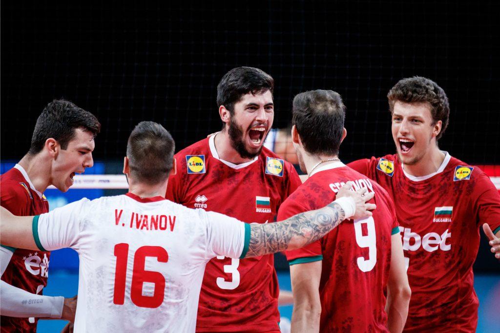 VNL21 България приключи със загуба от Словения 0-3!