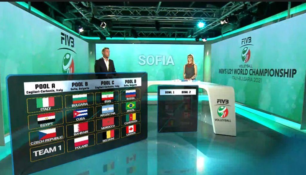 WCH U21 България научи своите съперници!