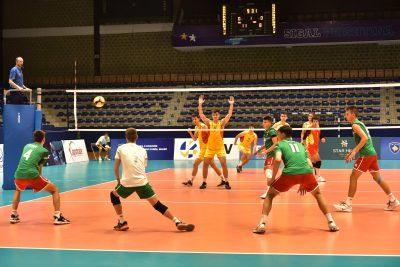 Балканиада U19 България с нова победа, 3-0 срещу Северна Македония.