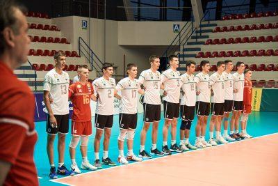 EuroVolley21 U17 Виктор Карагьозов: Не сме далече по класа от най-силните в Европа.