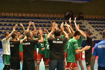 Балканиада U19 България с нова победа, 3-1 срещу Турция!