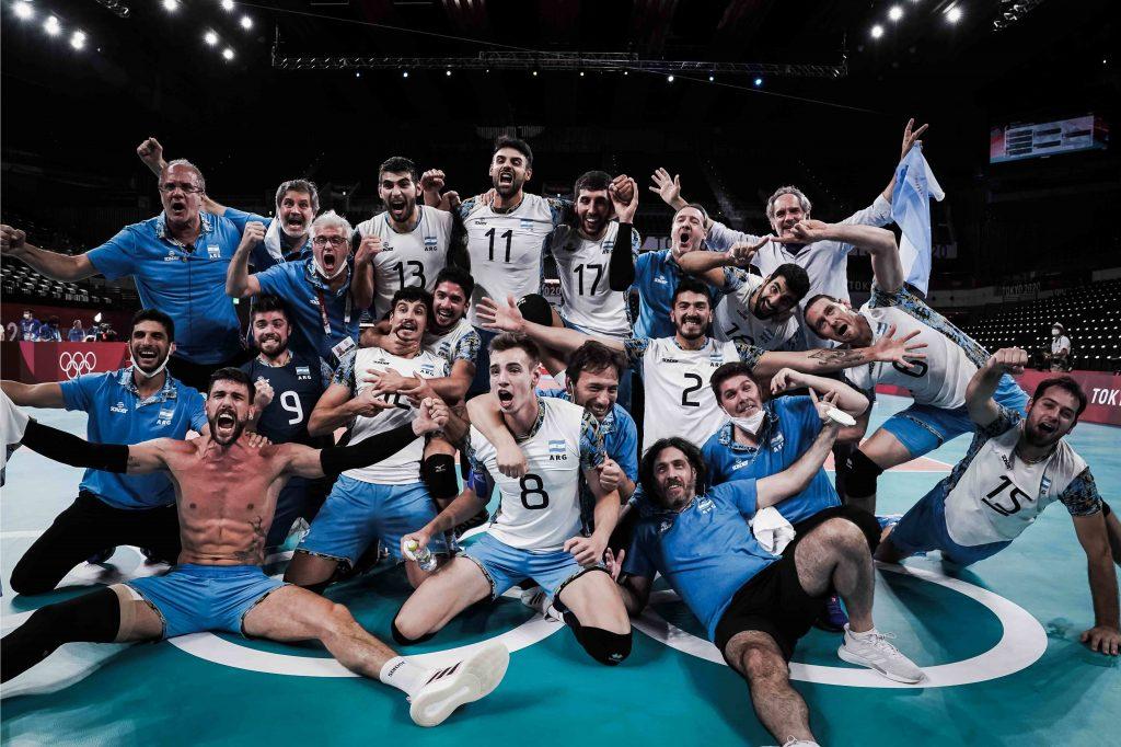 Olimpic games Tokyo 2020 Аржентина спечели бронзовите медали, побеждавайки Бразилия с 3-2!