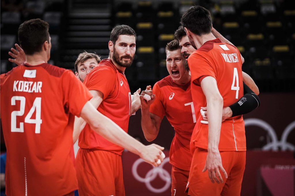 Olimpic games Tokyo 2020 Русия ще спори за титлата при мъжете!