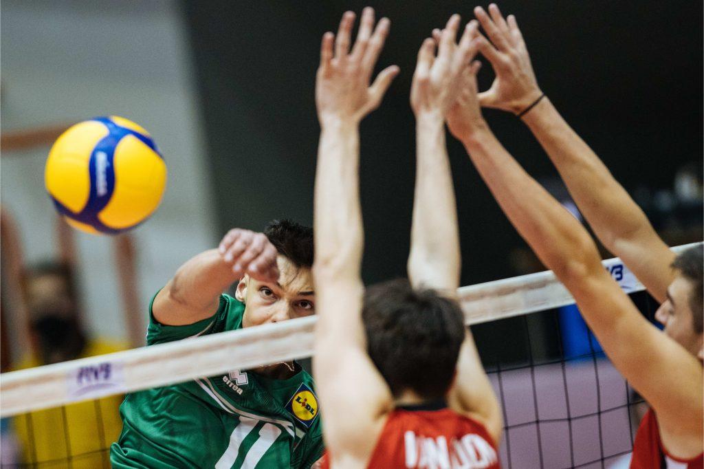 World champs U19 България не срещна трудности срещу Белгия!
