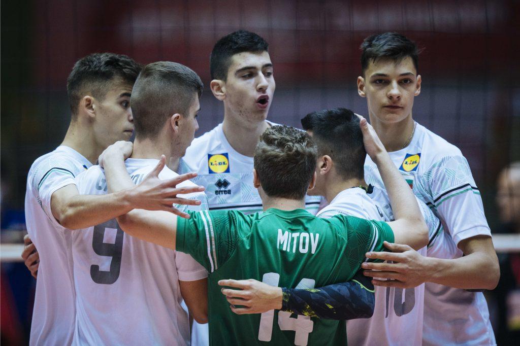 World champs U19 България с нова победа, 3-0 срещу Египет!