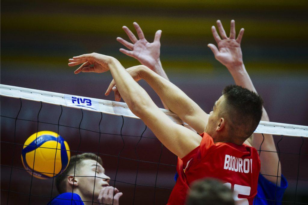 World champs U19 България не успя срещу Русия!