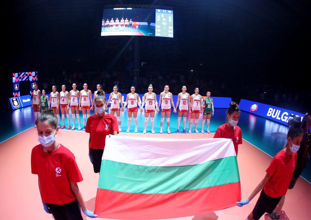 EuroVolley21 W Добро начало за България!