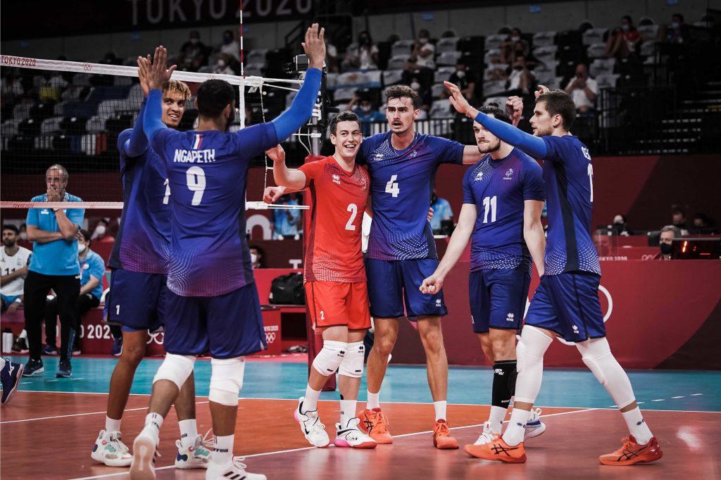 Olimpic games Tokyo 2020 Исторически финал за Франция!