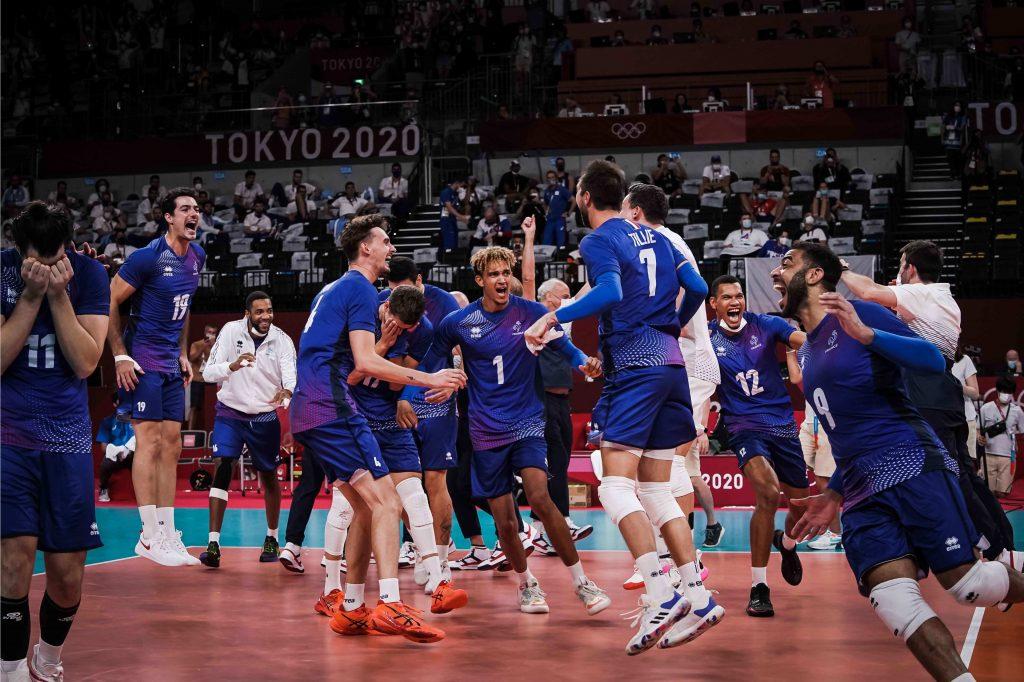 Olimpic games Tokyo 2020 Франция е новия олимпийски шампион!
