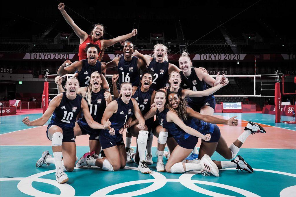 Olimpic games Tokyo 2020 САЩ се класира за финал при жените, след 3-0 над Сърбия!