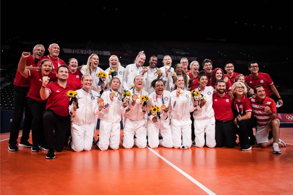 Olimpic games Tokyo 2020 САЩ спечели олимпийската титла при жените!