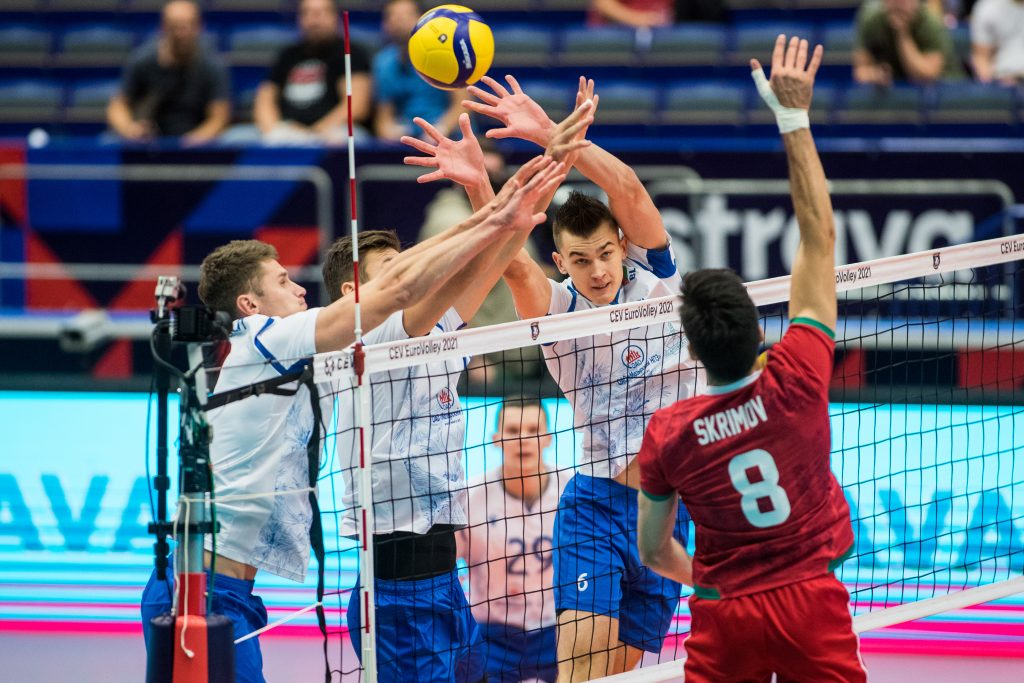 EuroVolley21 M България ще играе на 1/8 финал след победа над Беларус с 3-1 гейма!