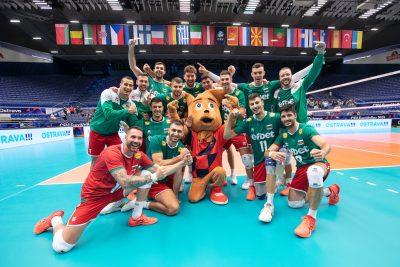 EuroVolley21M България започна с победа!