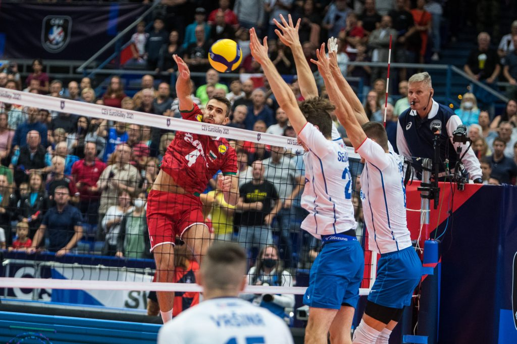 EuroVolley21M България победи Чехия с 3-2 гейма!