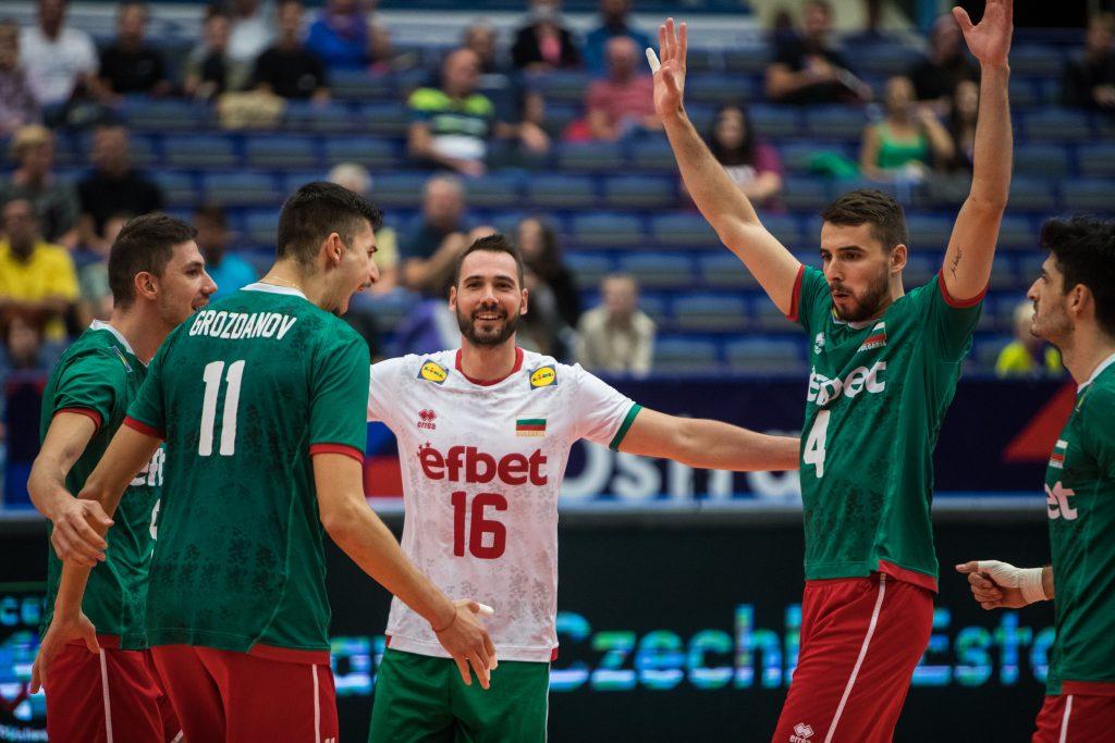 EuroVolley21 България загуби от Германия с 1-3 гейма  и напусна EuroVolley21!