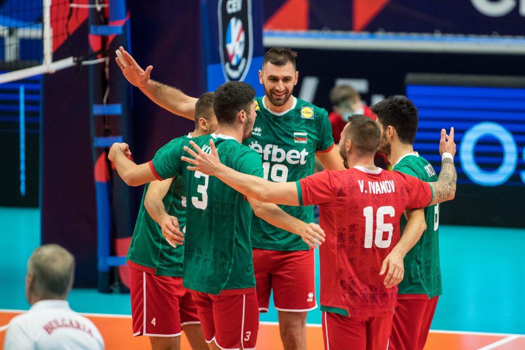 EuroVolley21M  България с първа загуба!