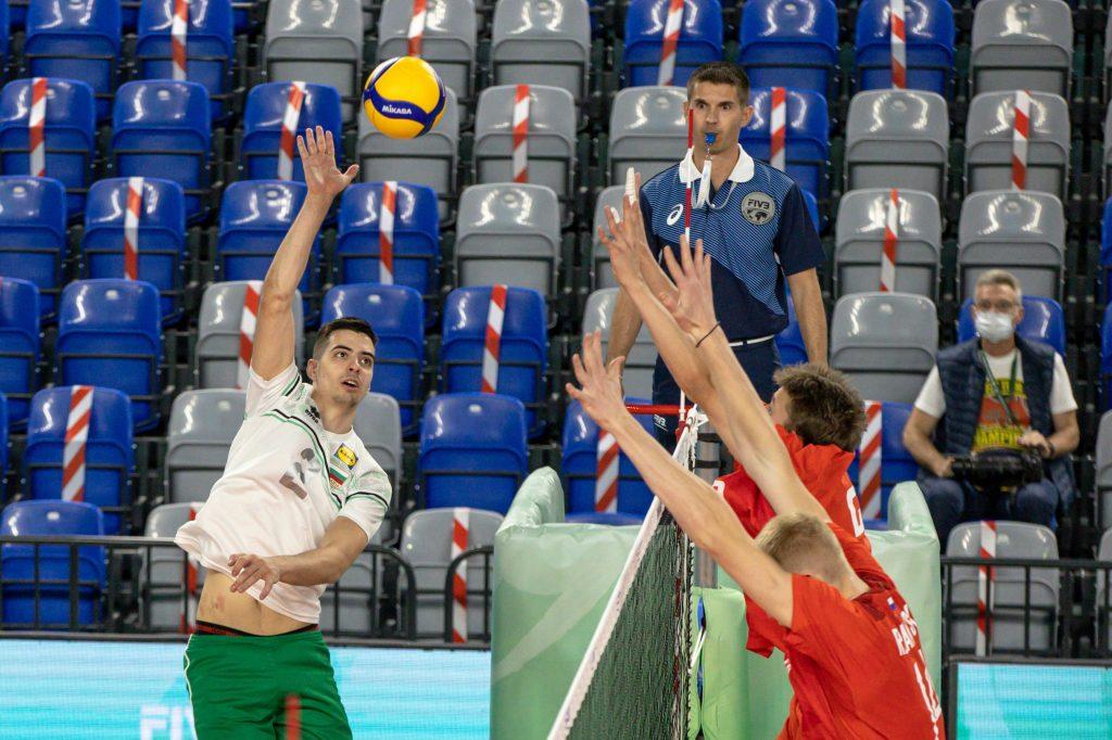 World championship U21 България претърпя поражение от  Русия с 0-3 гейма!