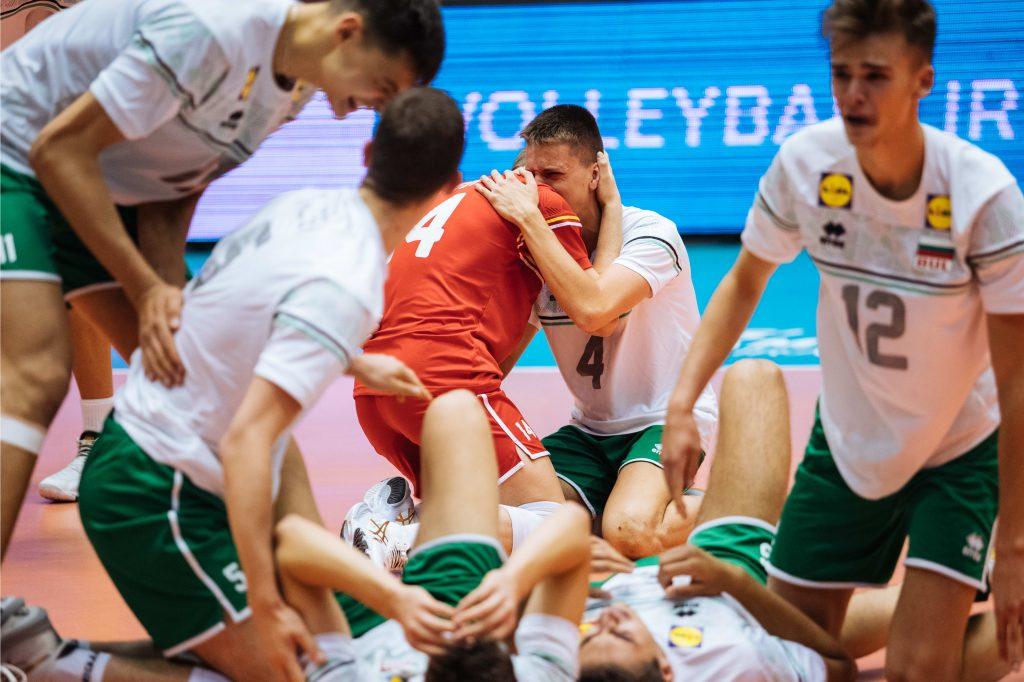 World champs U19 България победи Русия с 3-2  и ще спори за титлата!