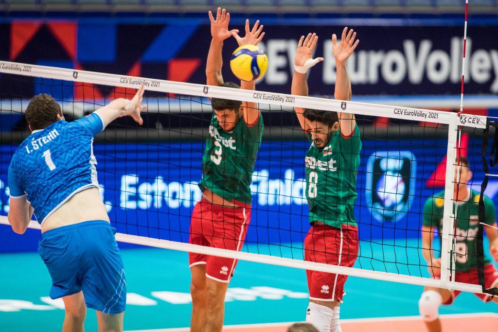 EuroVolley21 България  потъна и срещу Словения 0-3!