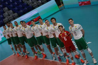 World championship U21 България с втора победа!