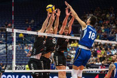 EuroVolley21   Италия и Словения в голямата четворка!