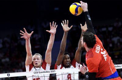 EuroVolley21 quarterfinals Полша и Сърбия продължават напред!