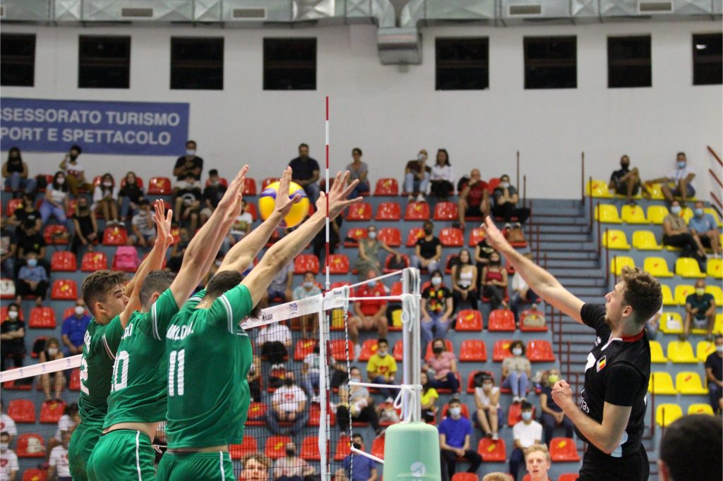 World championship U 21 Италия е шампион! България e на шесто място!
