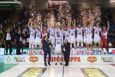Суперкупа на Италия –  Тренто спечели трофея!   Матей Казийски MVP!